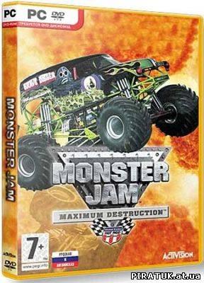 Monster Jam (PC/RePack/Ru) скачати