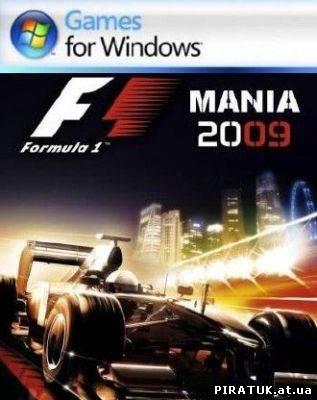 Скачати бесплатно F1 Mania (2010/RUS/PC)