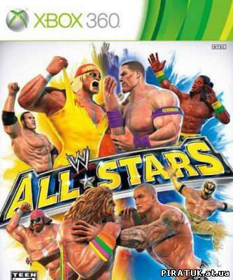 WWE: Всі зірки / WWE All Stars (2011/XBOX360/ENG/RF)