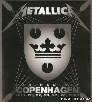Концерти гурту Metallica / Metallica - Fan Can Six (2010)
