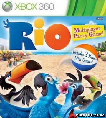 Rio (2011/XBOX360)