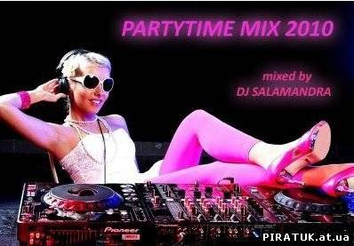 Dj Salamandra - PartyTime Mix (2010) бесплатно скачати