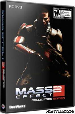 Mass Effect 2 - Collector's Edition (2010/RUS/ENG/Repack)