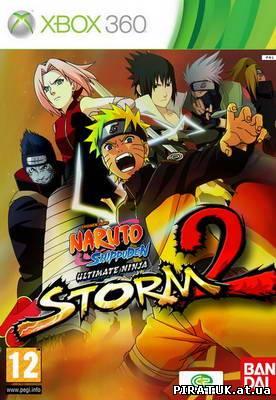 Скачати гру Naruto Shippuden: Ultimate Ninja Storm 2