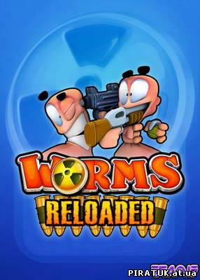 скачати Worms: Reloaded *UPD1-6*(2010/RUS/ENG/Multi5/RePack)